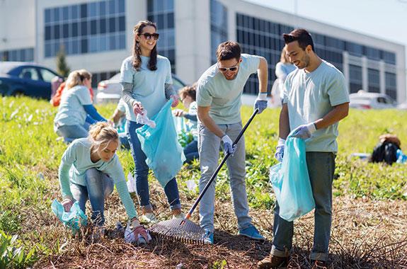 Nettoyage écologique en entreprise